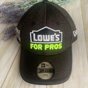 Lowe's For Pros Jimmy Johnson #48 New Era Cap